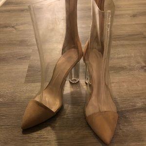 Zara basic boots